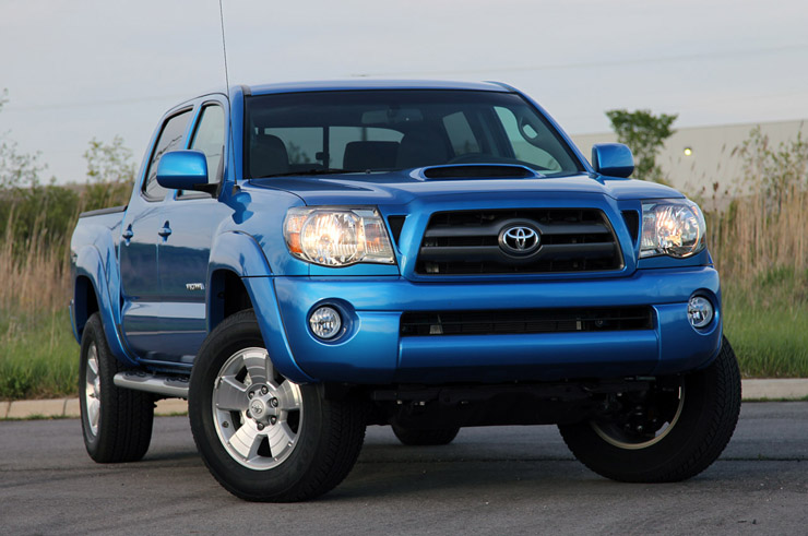 Newly Redesigned 2016 Toyota Tacoma to be unveiled at 2015 Detroit Auto Show