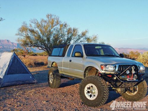 The Project Venture Toy Tacoma