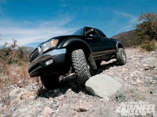 BDS Suspension 2.5-inch Lift Kit for the Toyota Tacoma