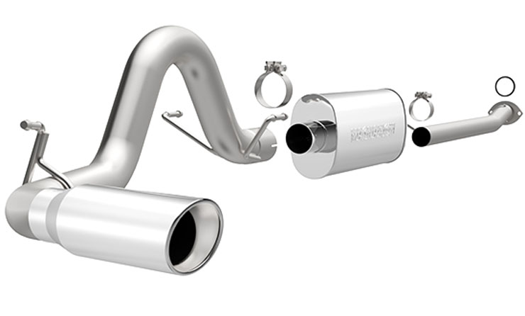 MagnaFlow Releases New Cat Back System - 15240