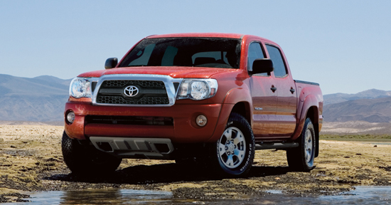 Toyota Tacoma Hybrid Never
