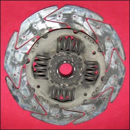 Tacoma TSB: 5-Speed Manual Clutch Disk Defect, 2005-2011 Tacoma