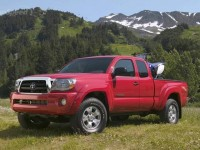 Toyota will recall 690,000 2005-2011 Tacoma pickups to address rear suspension issues related to leaf springs.