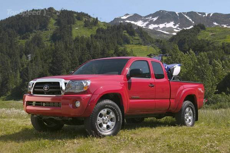 Toyota Recalls 690,000 2005-2011 Tacoma Pickups