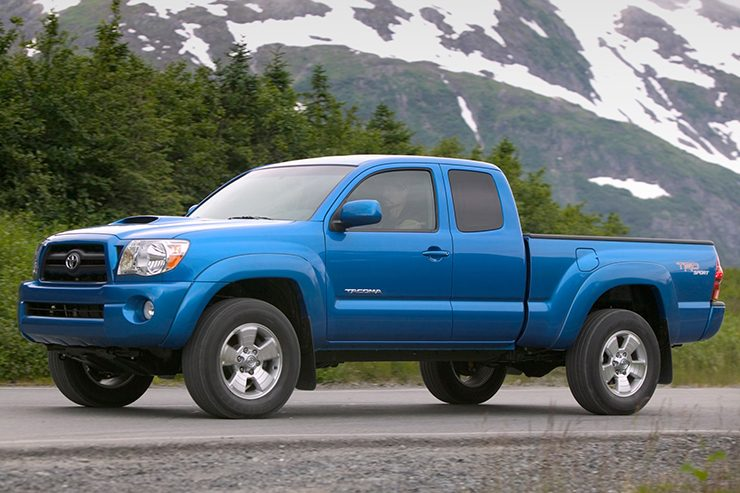 Toyota Settles Rust Suit for $3.4 B - Tacoma, Tundra Trucks Affected