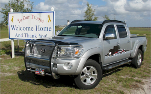 2007 Toyota TacomaNut - Featured Truck