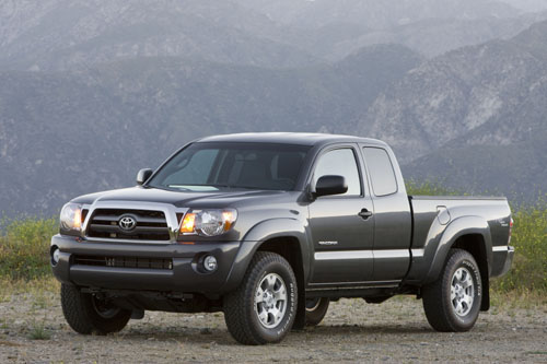 2005-09 Toyota Tacoma Recall – Faulty Steering-Wheel Spiral Assembly