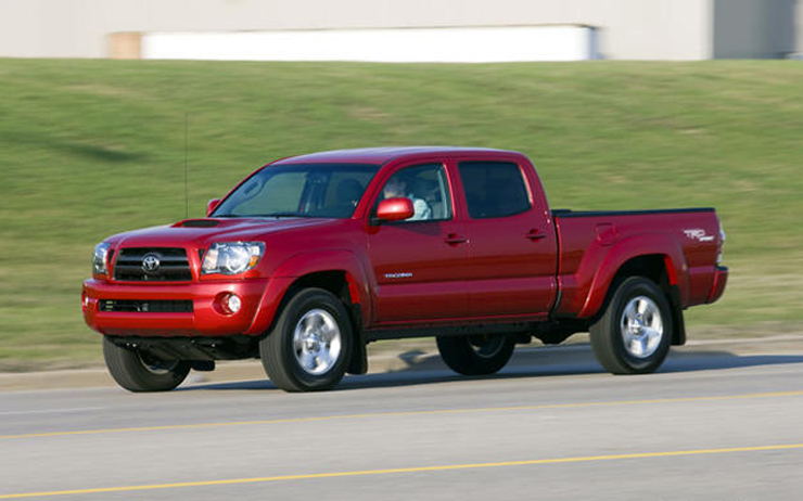 2009-10 Toyota Tacoma Recalled for Electrical Issue with Steering Wheel