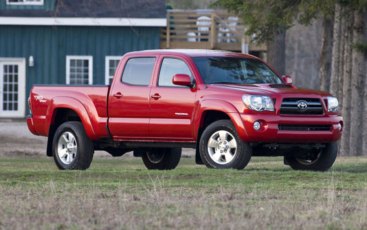 2013-14 Toyota Tacoma 4-cyl Recalled - Defective Valve Springs