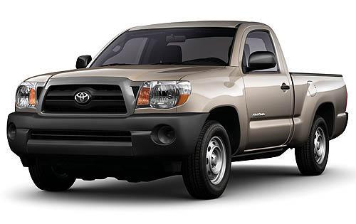 EPA States 2012 Tacoma Best Fuel Economy