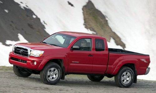 Tacoma 101 – What's A PreRunner?