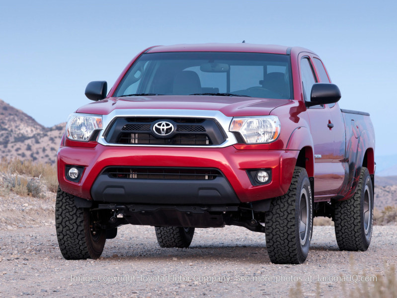 2012 Tacoma TRD Baja Edition Pictures