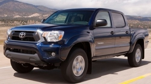 Toyota Tacoma Windshield Wind Noise – TSB