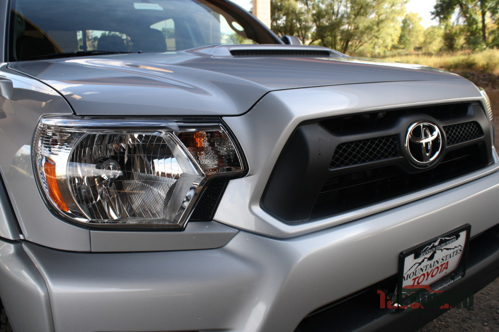 2012 Tacoma Trd Sport Pictures Upgrade Package With 18