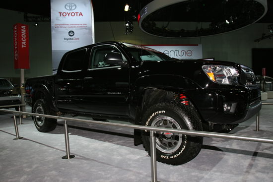 2012 Tacoma TRD Baja – Pickuptrucks.com Test Drive