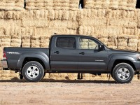 The Toyota Tacoma ended the 2013 sales year with strong growth figures. No surprise there.