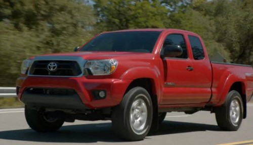 2012 Toyota Tacoma Impresses Edmonton Reviewer
