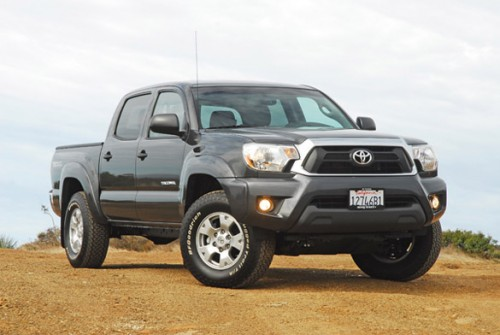 Update – Toyota Tacoma Steering Wheel Recall Expands