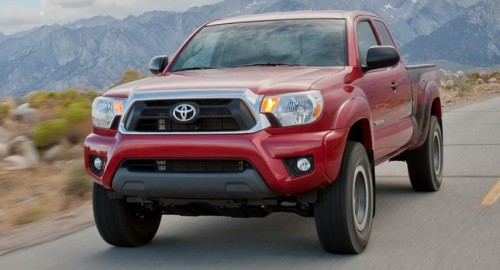 CNET Reviews 2012 Toyota Tacoma Baja Series