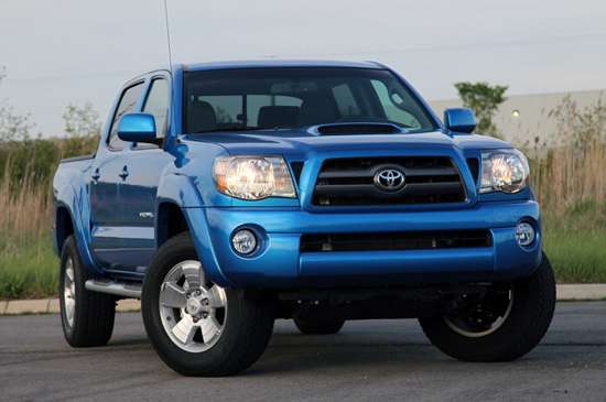 New Luxury Package for 2013 Toyota Tacoma – Not Much Else