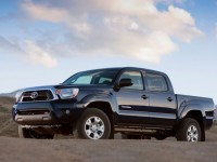 For May, 2014 the Toyota Tacoma saw a slight drop in sales. Is it a lack of excitement or tough comps from the prior year?