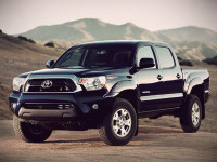 MagnaFlow has released two new cat back exhausts for the 2013 Toyota Tacoma.