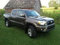 The Toyota Tacoma experienced yet another sales drop. Is this due to lack of demand or sales volume settling?