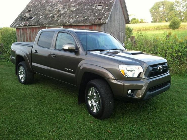 June 2014 Truck Sales - Toyota Tacoma Sales Drop