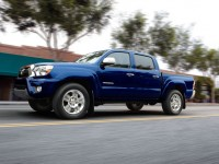 The Toyota Tacoma continues to fall short of last year's sales mark. Is this a sign of the changing truck market?