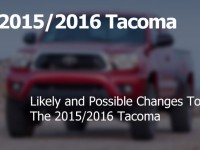 A new Tacoma is coming soon! Here is what to expect.
