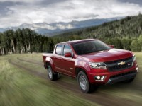 GM has released HP and torque numbers for their new compact trucks. These numbers barely top the Tacoma.