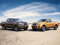 Nissan's new 2015 Navara will probably be pretty similar to the next Frontier.