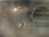 2016 Toyota Tacoma Second Teaser Photo and Spy Photos