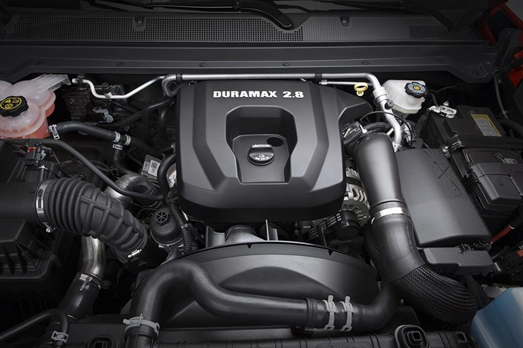 Chevy Colorado's Duramax Diesel Specs Unveiled - Tacoma Diesel Possible?