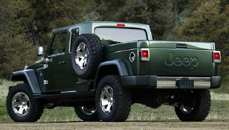 Jeep Diesel, Hybrid Pickup Coming - Forcing Toyota's Hand?