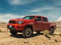 The Toyota Tacoma had another big year with easily claiming the top spot in the segment and unleashing a new off-road edition.