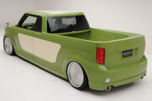A New Small Scion-Based Truck Coming Soon?