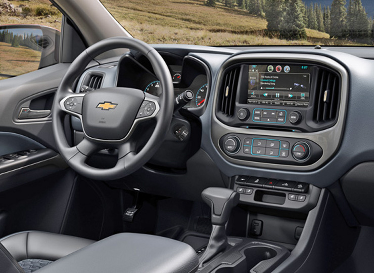 All-New 2015 Chevy Colorado Unveiled - Should Toyota be ...