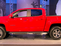 Chevy has lifted the curtain on their new Colorado. Is it enough to be a true competitor to the Tacoma?