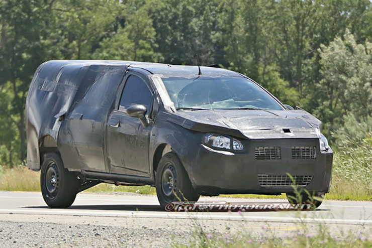 New Mid-size Fiat/Ram Truck Coming Soon?