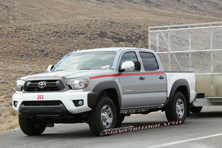 2015/2016 - Toyota Tacoma What to Expect