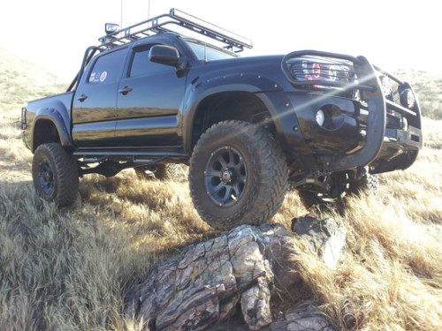 2011 Toyota Level 7 Zombie Assault Tacoma - Rocks