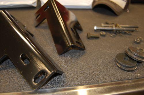 How to Install Smitty Bilt Bull Bar: Bull Bar Hardware