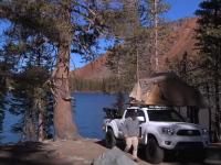 TEAM DC put their custom, award winning Toyota Tacoma in action.