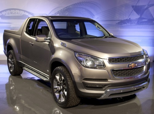 Chevy's New 2013 Colorado – What To Expect