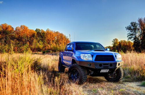 2008 Toyota Tacoma Sport Off-Road Beast – Featured Truck