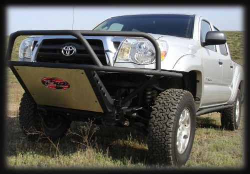 Demello Off-Road Custom Tacoma Bumper