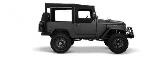 The ICON FJ Offers Land Cruiser Fans a Hand-Built Continuation Model