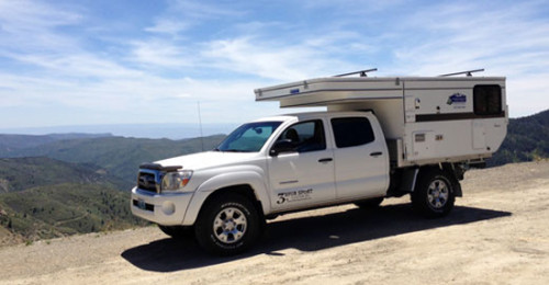 Toyota Tacoma Flatbed Camper – Compact, Affordable Camping