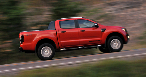 What You're Missing – 2012 Ford Ranger